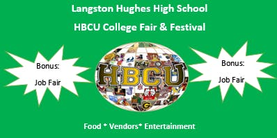 HBCU College Fair and Festival (Bonus: Job Fair)