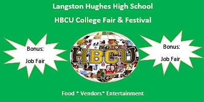 HBCU College Fair and Festival (Bonus: Job Fair)