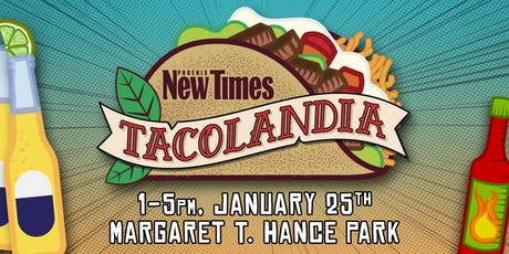 TACOLANDIA Phx tickets