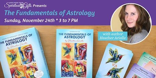 The Fundamentals of Astrology Workshop