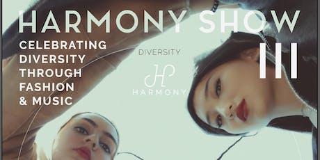 The Harmony Show Vol.3 tickets