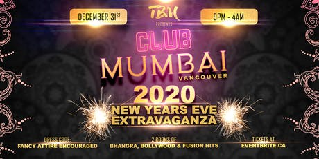 Club Mumbai: New Years Eve Extravaganza tickets