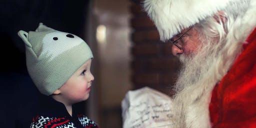 Santa Interactive Experience - Meet & Greet !