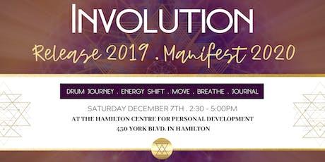 Involution  . Release & Manifest tickets