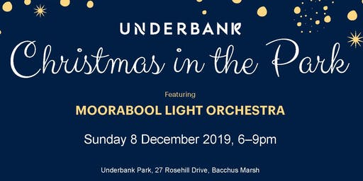 Underbank Christmas in the Park 2019
