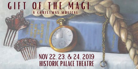 Gift of the Magi: A Christmas Musical tickets