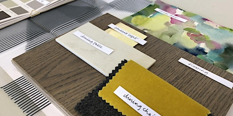 Designer's Table: Create a Moodboard for your Home tickets