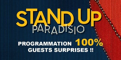 Stand-Up Paradisio #11 : Special Event !