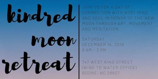 Kindred Moon Yoga & Art Retreat