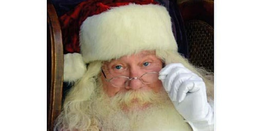 Santa comes to WCKM