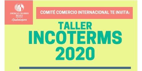 Taller Incoterms 2020 - Amcham tickets