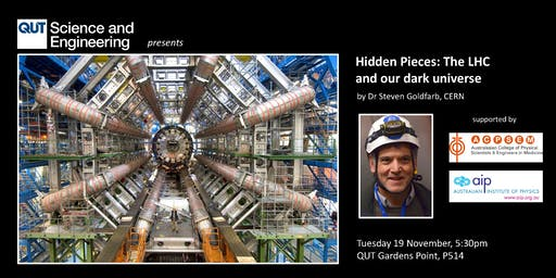 Hidden Pieces: The Large Hadron Collider and our dark universe