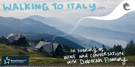 Walking to Italy tickets