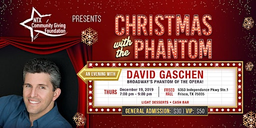 Christmas With The Phantom (David Gaschen)
