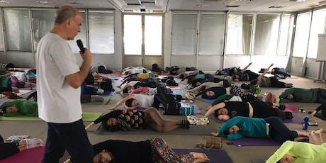 Capacitação em Yoga - Março 2020 ingressos