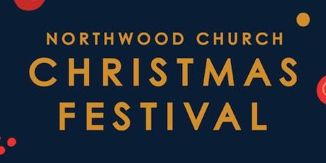 NorthWood Church 2019  Festival of Lights - Sponsor Advertising tickets