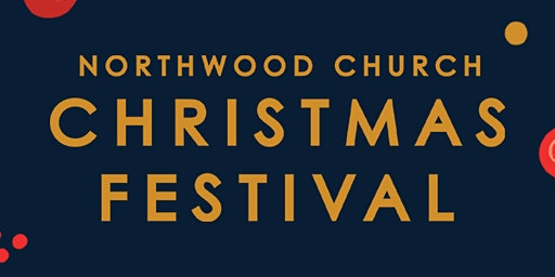 NorthWood Church 2019  Festival of Lights - Sponsor Advertising