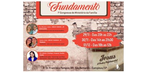 FUNDAMENTO - Congresso da Família