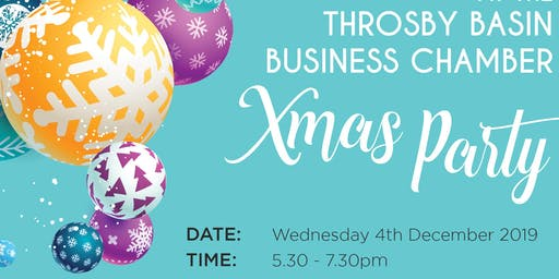 Throsby Basin Business Chamber  Christmas Drinks