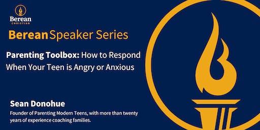 Berean Speaker Series