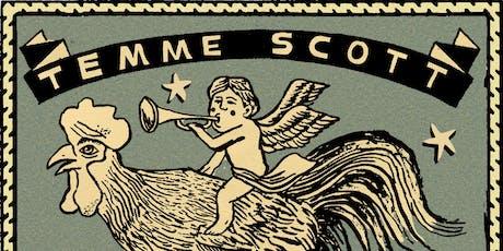 Temme Scott Residency tickets
