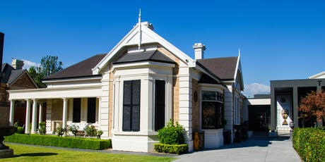 The David Roche Foundation House Museum Only - 12:00pm tickets