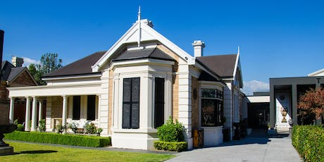 The David Roche Foundation House Museum Only - 2:00pm tickets