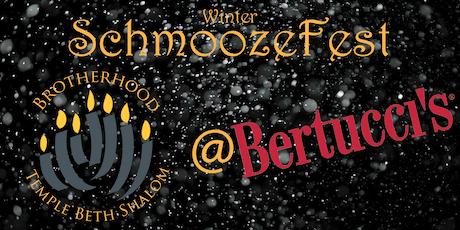 2019 Brotherhood Winter Schmoozefest tickets