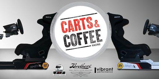 Carts Coffee Racing 2020 National eCup Simulation Racing League