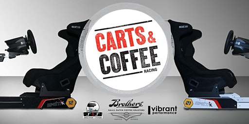 Carts Coffee Racing 2020 National eCup Simulation Racing League