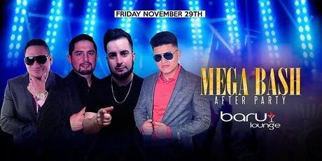 MEGA BASH AFTER PARTY tickets