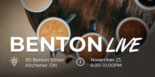 Benton Live