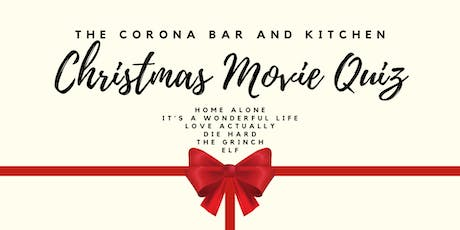 The Ultimate Christmas Movie Quiz tickets