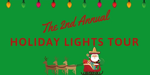 2nd Annual Holiday Lights Tour | Jalapenos