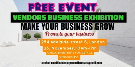 MAKE YOUR BUSINESS GROW tickets