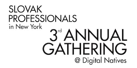 Slovak Professionals - Annual Gathering @ Digital Natives Group tickets