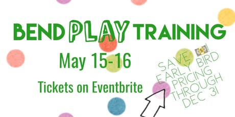 Bend Play Training tickets