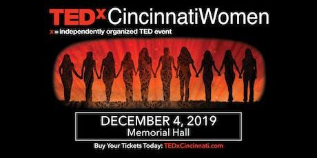TEDxCincinnati Women tickets