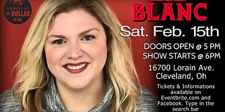 Hangin' at the Hollar Comedy Night Feb. 15th tickets