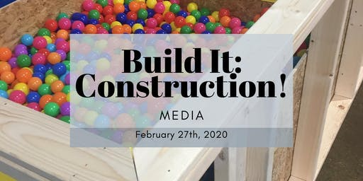 Build It: Construction! 2020 - Media