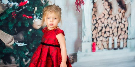 Family and Santa Pictures Holiday Party tickets