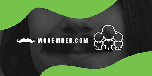 Just Digital People x Movember