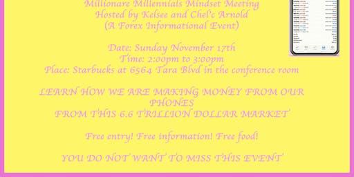 Millionaire Millennials Mindset Meeting