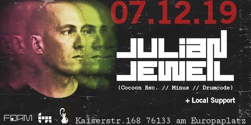 Julian Jeweil (Drumcode, Cocoon records, Minus)