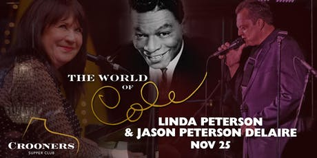 The World of Cole - Linda Peterson and Jason Peterson Delaire tickets