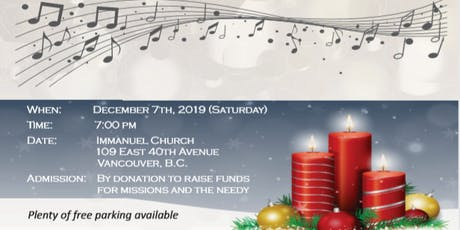 Advent Vespers at Immanuel tickets