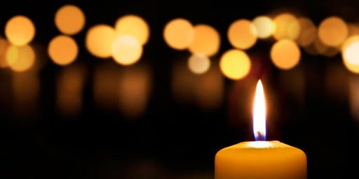 Holiday Bereavement Service: In memory of your lost loved ones
