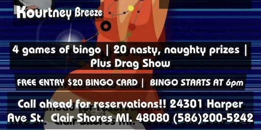 Kapones Drag Queen Bingo