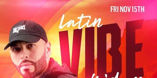Latin Vibe Friday! DJ Reymo