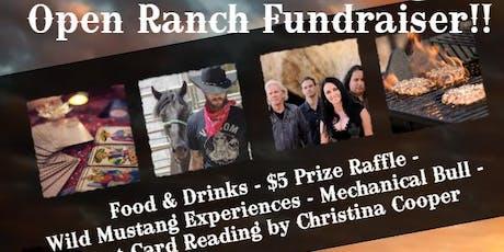 ALM Open Ranch Fundraiser 2020 tickets